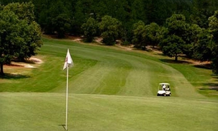 Hidden Valley Golf Club - West Columbia: Golf Outing with Cart for Two or Four, or 10 Rounds of Golf without Cart at Hidden Valley Golf Club in Gaston (Up to 61% Off)