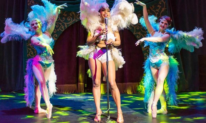 Speakeasy Dollhouse: Ziegfeld Midnight Frolic - Liberty Theater: Speakeasy Dollhouse Presents <i>Ziegfeld Midnight Frolic</i>: Select 8 p.m. Saturday Showtimes, September 26—November 21