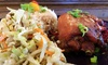 The Fresh Cut - Madison: Sushi and Southern Food Fusion for Two or Four at The Fresh Cut (52% Off)