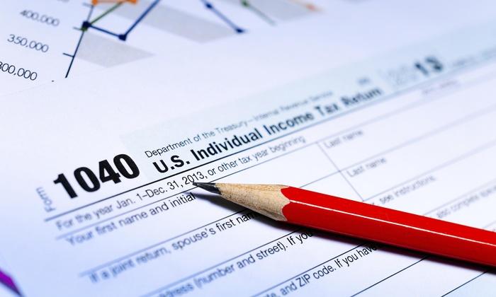 La Rusa - Wesley Chapel: Individual Tax Prep and E-file at La Rusa (50% Off)