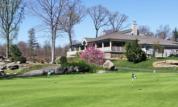Oak Hills Park Golf Course - West Norwalk: 18-Hole Round of Golf for Two or Four with Cart Rental at Oak Hills Park Golf Course (Up to 47% Off)