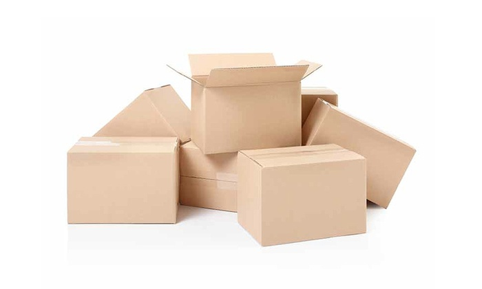 b3e0a35a91b Five Double Wall Cardboard Boxes