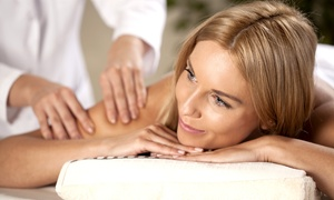 Icicle Beauty Lounge: Full-Body Relaxation Spa Treatment with Optional Hair Condition and Facial at Icicle Beauty Lounge (Up to 65% Off)
