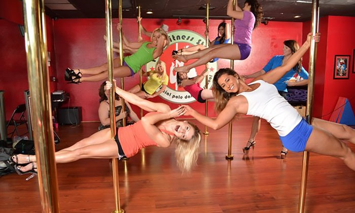 Pole Fitness Studio (Las Vegas) - Las Vegas: One-Month Regular or Deluxe Membership with Unlimited Classes at Pole Fitness Studio (Las Vegas) (Up to 51% Off)