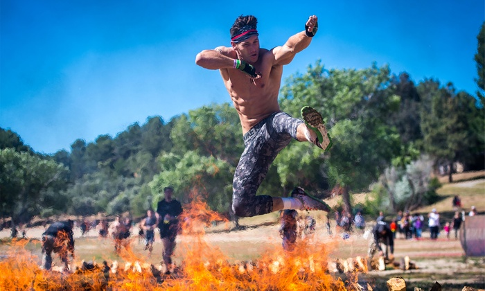 60 Off Entry For One To Rugged Maniac
