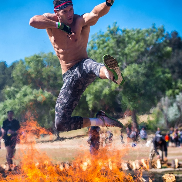 Rugged Maniac 5K Obstacle Race in