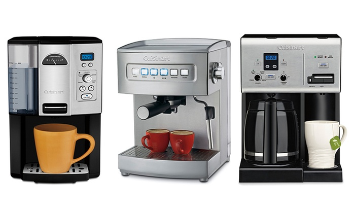 Cuisinart Coffee Maker Old Models : Cuisinart Coffee Makers Groupon Goods
