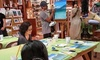 Loading Zone Arts - Honolulu: Painting Class and Beverage for One, Two, or Four at Loading Zone Arts (Up to 61% Off)