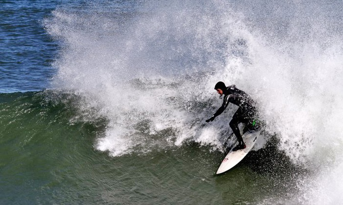 Narragansett Surf & Skate Shop - Narragansett Surf & Skate Shop: $30 for a One-Hour Individual or Small-Group Surfing Lesson ($60 Value)