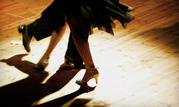 NC Dancesport - Multiple Locations: Four One-Hour Group Classes or One Private One-Hour Lesson at NC Dancesport in Durham (Up to 52% Off)
