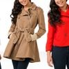 G.E.T. Monkey Trench and Simone Jackets