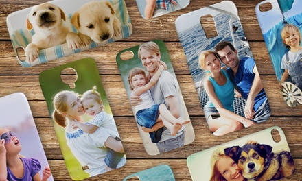 Custom Photo Cell Phone Case for iPhone 4/4S/5/5S/6/6+ or Samsung Galaxy S4/S5/S6/S6 Edge