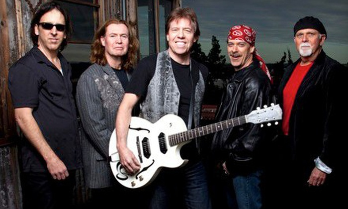 George Thorogood & The Destroyers - Downtown Salinas: George Thorogood and The Destroyers for Two at Fox Theater Salinas on Friday, September 13, at 7:45 p.m. (Up to 58% Off)