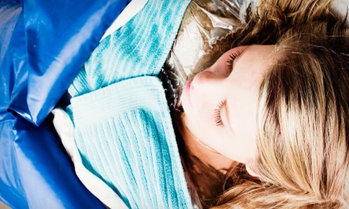 Breathe Aromatherapy - Longmont: One or Three Detoxifying Herbal Body Wraps or Healing Clay Wraps at Breathe Aromatherapy (Up to 67% Off)