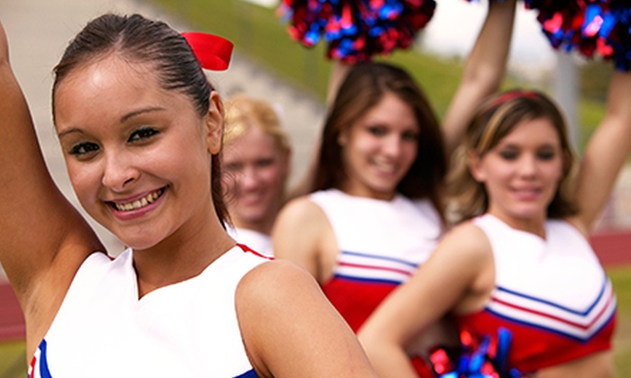 Paradise Cheer - Hancock: $25 for $50 Worth of Services at Paradise Cheer