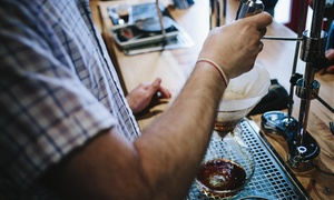 Velo Coffee Roasters: Four $5 Vouchers for Coffee or Coffee Class for One at Velo Coffee Roasters (Up to 46% Off)