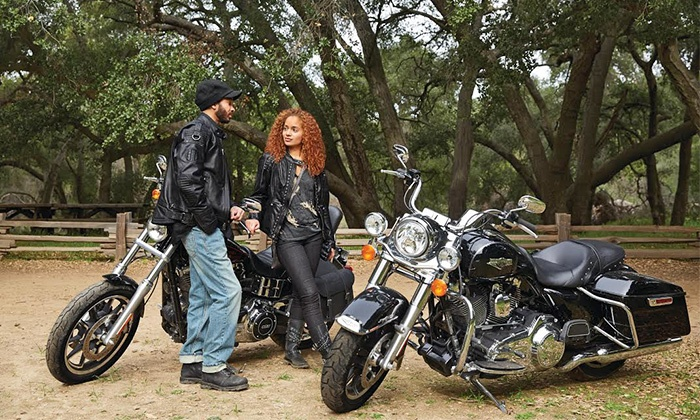 Peterson's Harley-Davidson - Multiple Locations: Gift Card for Motorcycle Rentals, Clothing and Accessories at Peterson's Harley-Davidson (Up to 51% Off)