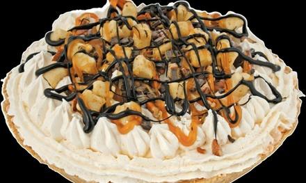 One or Two 9-Inch Ice Cream Pies at Sub Zero Ice Cream & Yogurt Clackamas (Up to 59% Off)