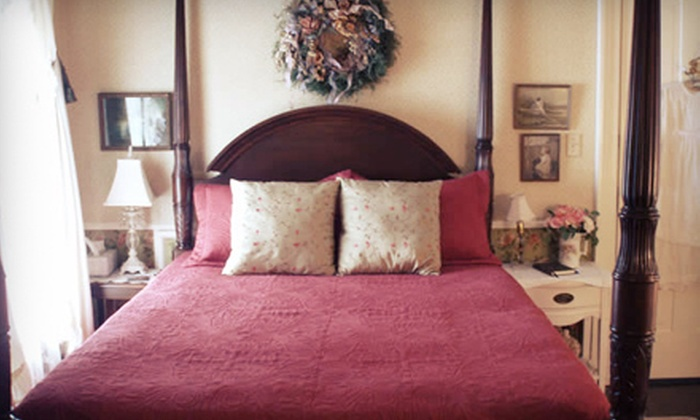 The Queen's Residence Bed and Breakfast - Ypsilanti: One- or Two-Night Stay for Two with Champagne and Chocolates at The Queen's Residence Bed and Breakfast (Up to 45% Off)