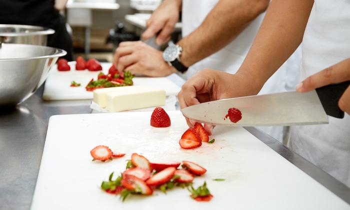 4h30 de cours de cuisine les cours de cuisine de cote for Offrir des cours de cuisine