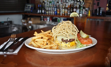 $17 for $30 Worth of Pub Food at Fat Daddy's Sports & Spirits Cafe