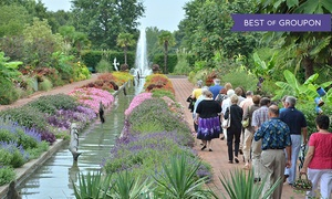Daniel Stowe Botanical Garden: Membership or Daytime Admission to Daniel Stowe Botanical Garden (Up to 48% Off)