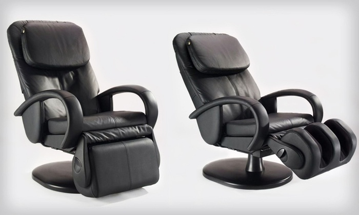 ... Up To 62% Off Human Touch Massage Chairs