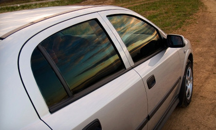 Tint America - Delray Park of Commerce East: Car-Window Tinting for Two or Five Windows at Tint America (Up to 51% Off)