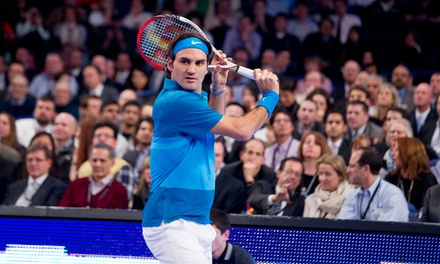 One Ticket to the BNP Paribas Tennis Showdown at Madison Square Garden on March 10 at 7:30 p.m. (Up to 37% Off)