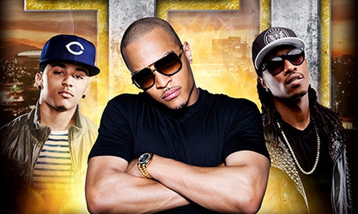 T.I. - Comerica Theatre: T.I. Concert at Comerica Theatre on Saturday, November 10, at 7:30 p.m. (Up to 30% Off). Two Options Available.