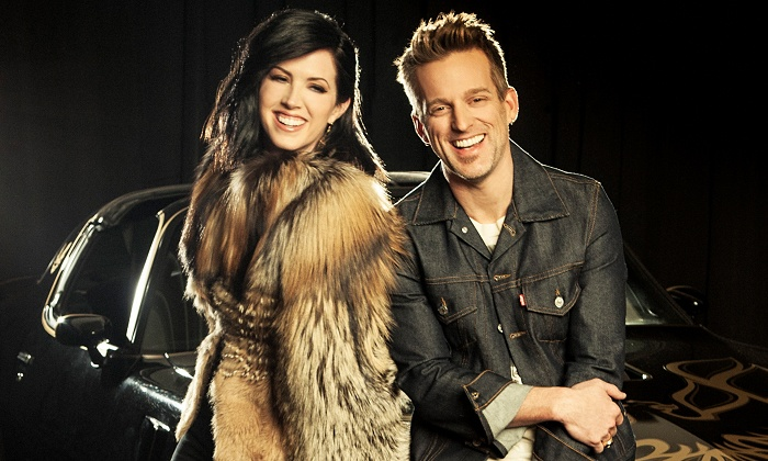 Thompson Square - House of Blues Anaheim: Thompson Square at House of Blues Anaheim on Thursday, August 20, at 8 p.m. (Up to 36% Off)