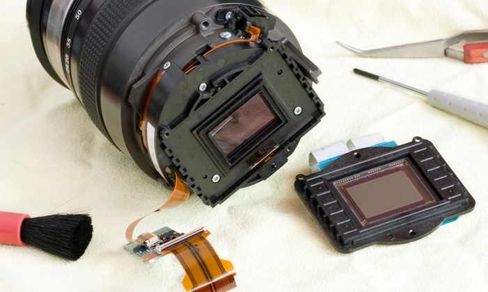 JTI Wireless - JTI Wireless: $29 for a Cleaning and Checkup for aDSLR or Mirrorless Camera at JTI Wireless($80 Value)