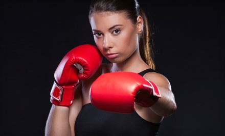 10 Boxing Classes, 3 Months of Unlimited Classes, or a Kids' Boxing Camp at Al Irish's Shut Up and Box (Up to 71% Off)