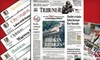 """Trib Total Media - Ross: $20 for One Year of """"Sunday Tribune-Review"""" Home Delivery with Online Subscription ($52 Value)"""