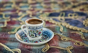 Amira Celon: 30-Minute Turkish Coffee Cup Psychic Reading with Amira Celon (55% Off)