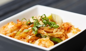 Sea Thai Restaurant: $1 Buys You a Coupon for 10% Off Your Bill at Sea Thai Restaurant