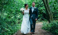 Wedding Package with Four-Course Meal for 50 Day and 70 Evening Guests at Pavenham Park Golf Club (64% Off)
