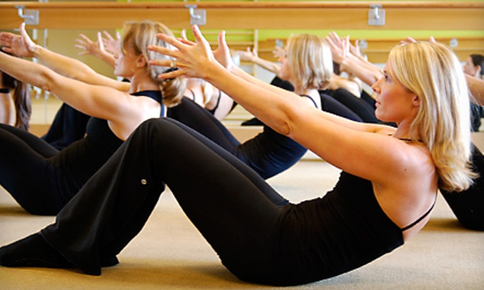 The Dailey Method - Los Gatos: One or Two Months of Unlimited Fitness Classes at The Dailey Method (Up to 63% Off)