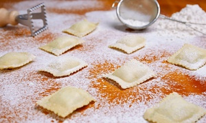 The Local Epicurean: $69 for a Pasta-Making Class with Wine for Two at The Local Epicurean ($138 Value)