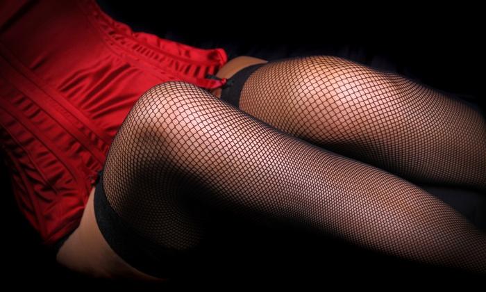 BurlesqueMN - Minneapolis: Sexy Santa Pole-Dance Workshop, Striptease Workshop, or Chair-Dance Workshop at BurlesqueMN (Up to 51% Off)