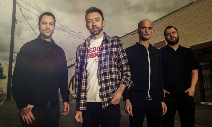 Rise Against - Lancaster County Convention Center: Rise Against on November 3, at 6 p.m.