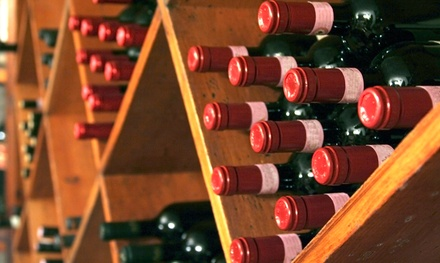 Winemaking Experience with 30 Bottles of Wine, or $25 for $45 Toward Winemaking at Borrelli Cellars