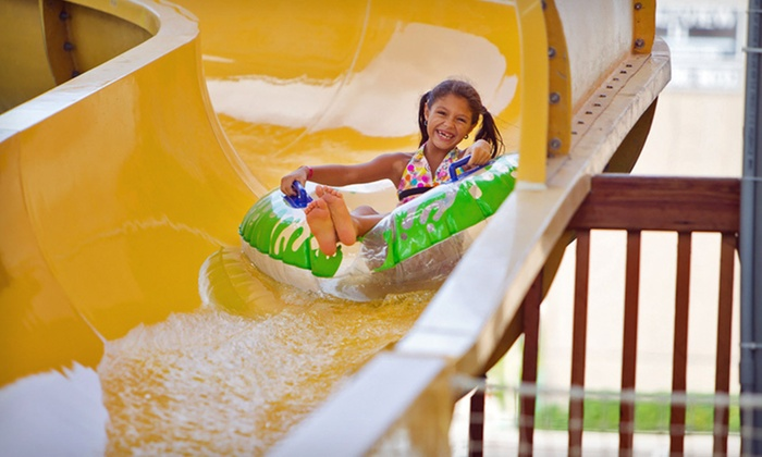 Schlitterbahn Beach Hotel & Waterpark - South Padre Island, TX: One- or Two-Night Stay at Schlitterbahn Beach Hotel & Waterpark in South Padre Island, TX