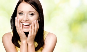 Diamond Smiles: In-Office Teeth-Whitening Treatment for One or Two at Diamond Smiles (Up to 87% Off)