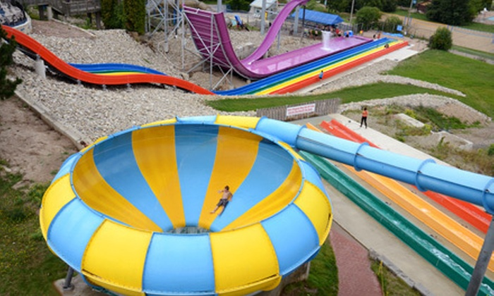 Bingemans Big Splash - Victoria North: All-Day Water-Park Outing for One or Two at Bingemans Big Splash (Up to 52% Off)