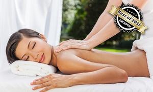 Thai Lounge Spa: 30 Minuten Thai-Massage im Thai Lounge Spa