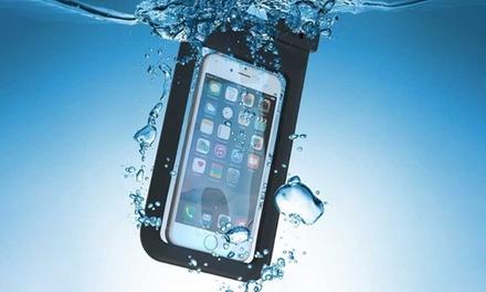 1, 2 o 3 fundas protectoras para smartphone impermeables