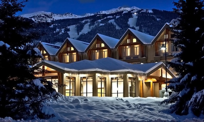 null - Vancouver: Stay at Aava Whistler Hotel in Whistler, BC