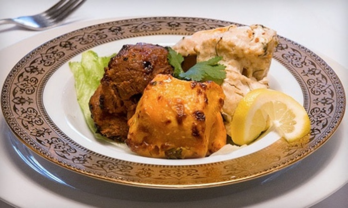Taj Mahal - Walnut Valley: $15 for $30 Worth of Indian Cusine at Taj Majal