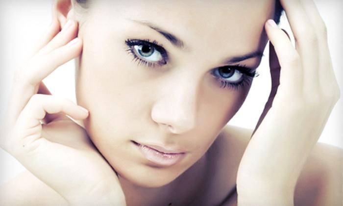 Loris Signature Hair Salon - Maplewood: One or Three Upper-Lip and Eyebrow Waxes at Loris Signature Hair Salon (Up to 61% Off)